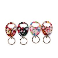 Promotional small animal paw shaped bottle opener key ring