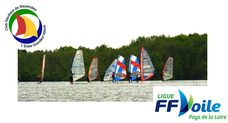 Régate Ligue Pays de la Loire  Windsurf – grade 5A