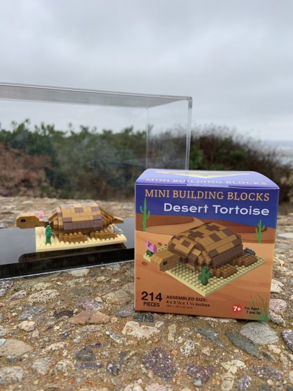 Mini Building Blocks Desert Tortoise