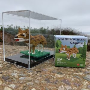 Mini Building Blocks Coyote