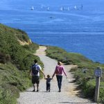 bayside trail, Cabrillo National Monument Foundation