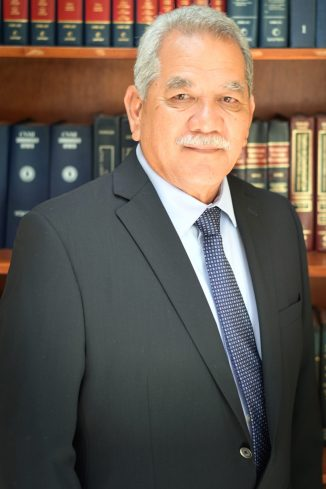 AG Edward E. Manibusan