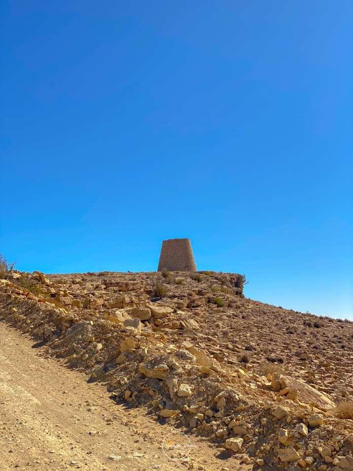 Kebeib cemeteries in Oman