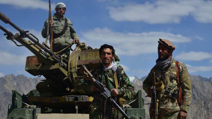 """تواصل الاشتباكات في بنجشير.. و""""جبهة المقاومة"""" تعترف بصعوبة الوضع أمام تقدم طالبان"""