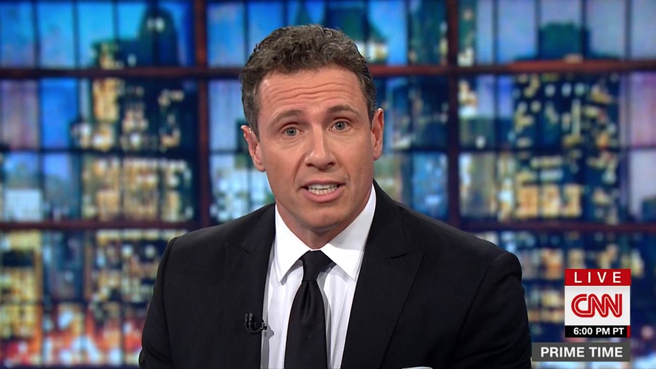 Chris Cuomo Moves To Primetime — For Good  Cnn Commentary