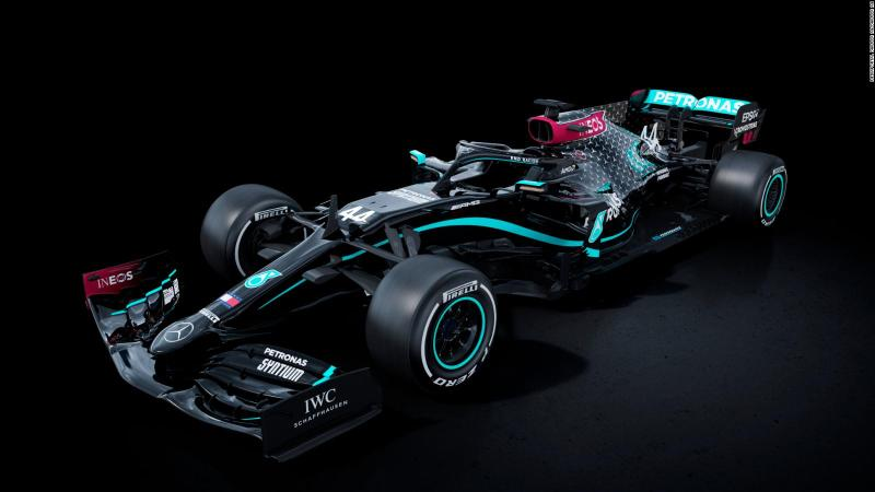 Mercedes changed the color of its car for this reason