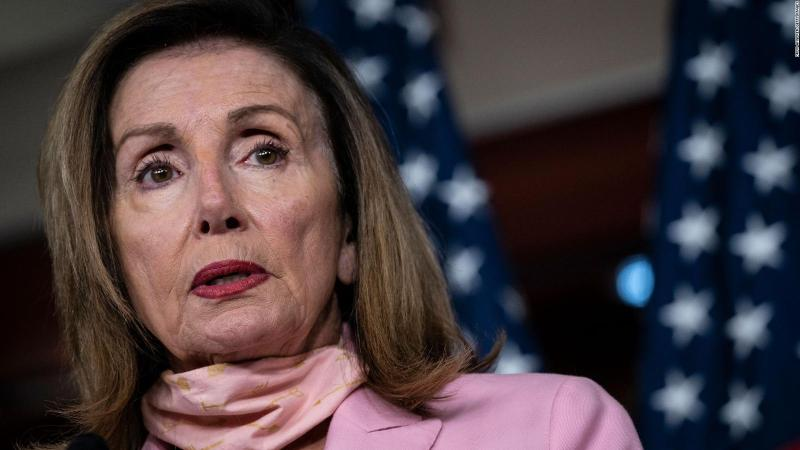 Facebook: Pelosi's viral clip is