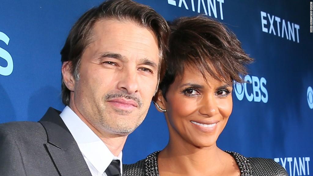 Halle Berry y Olivier Martinez se divorcian   CNN