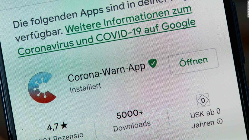 Germany launches application against covid-19