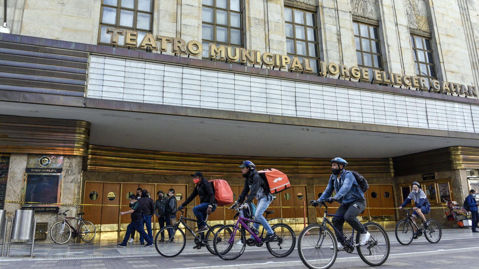 """Alcaldesa de Bogotá: """"Podemos en cuarentena, pero sectorizada"""""""