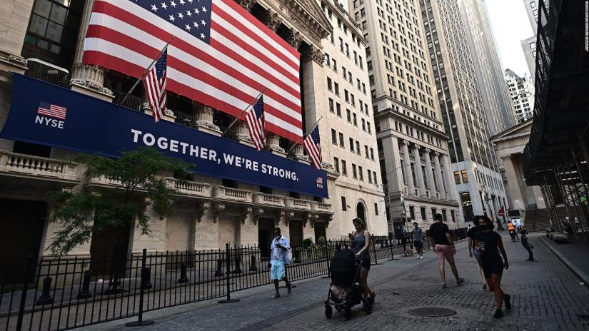 Possible Covid-19 Treatment Boosts Wall Street