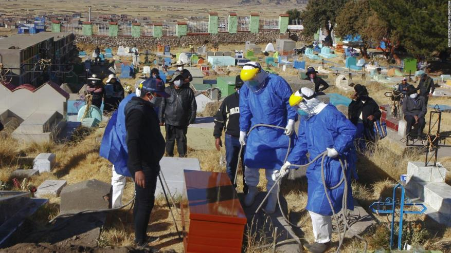 What went wrong in handling the pandemic in Peru?