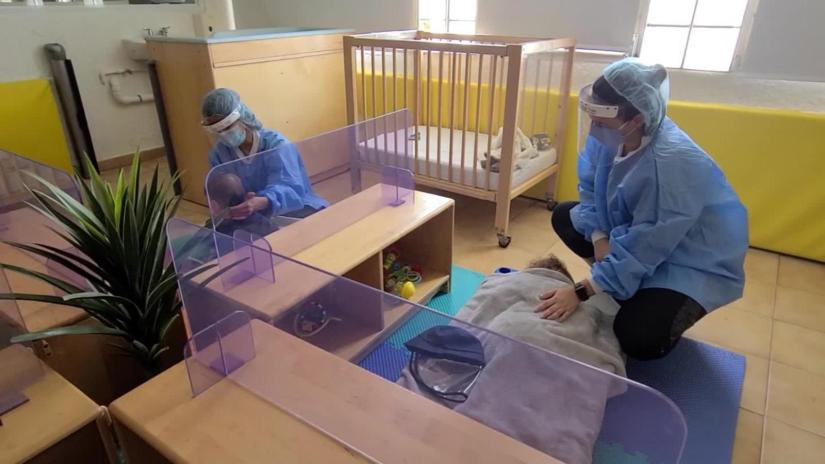 Ultrasterilization, the reality of daycare centers in Puerto Rico