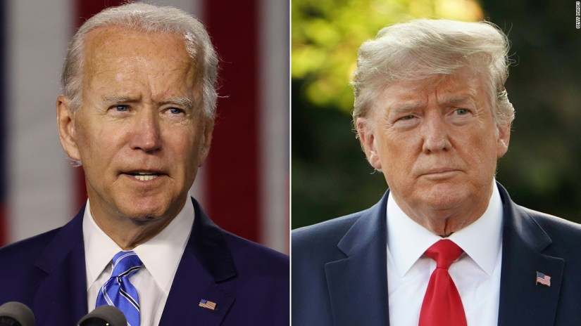 First debate between Trump and Biden: what are they going to talk about?