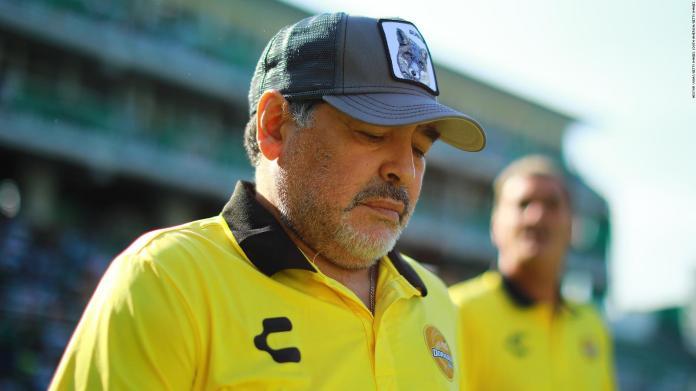 Maradona's life in Sinaloa, Mexico