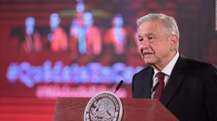 AMLO trusts the wisdom of Mexicans to wear face masks