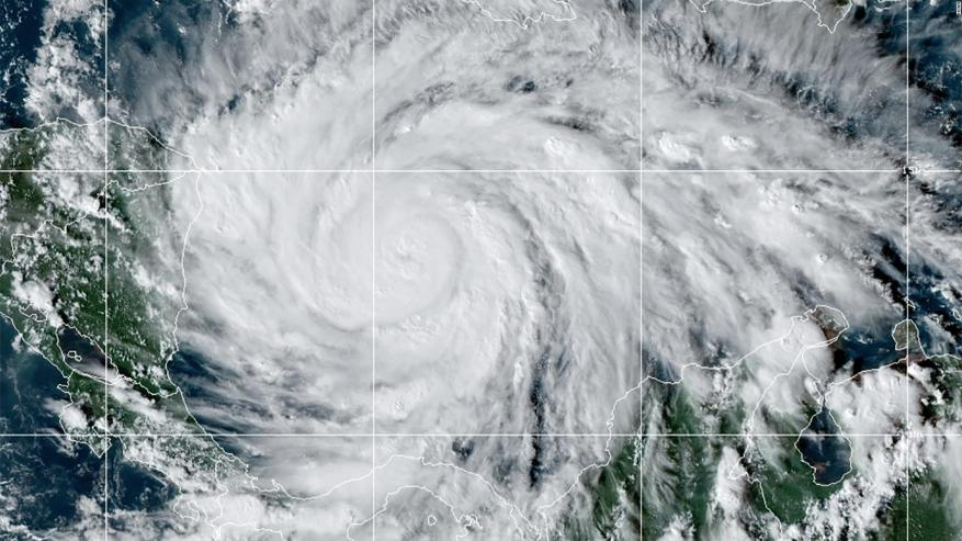 Iota Joins Unusual Hurricane Season
