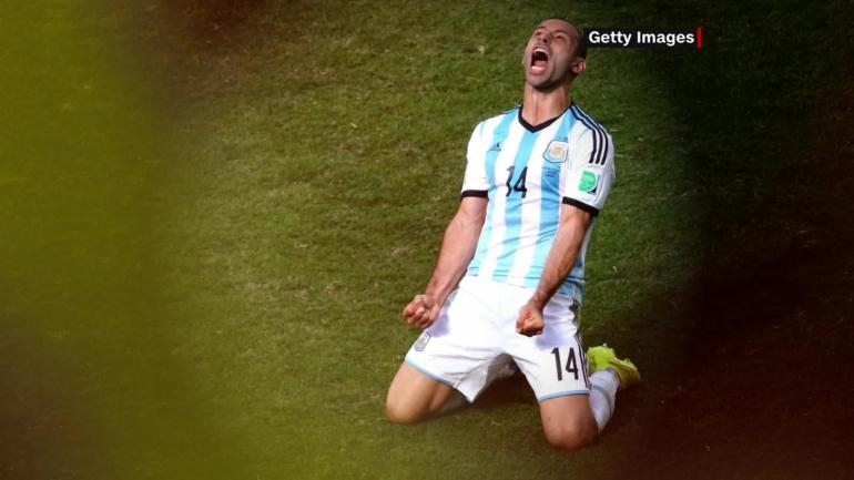 Mascherano: emblem and symbol of the Argentine national team