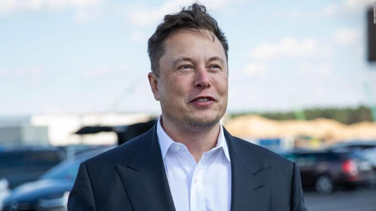 Elon Musk is now the third richest man in the world