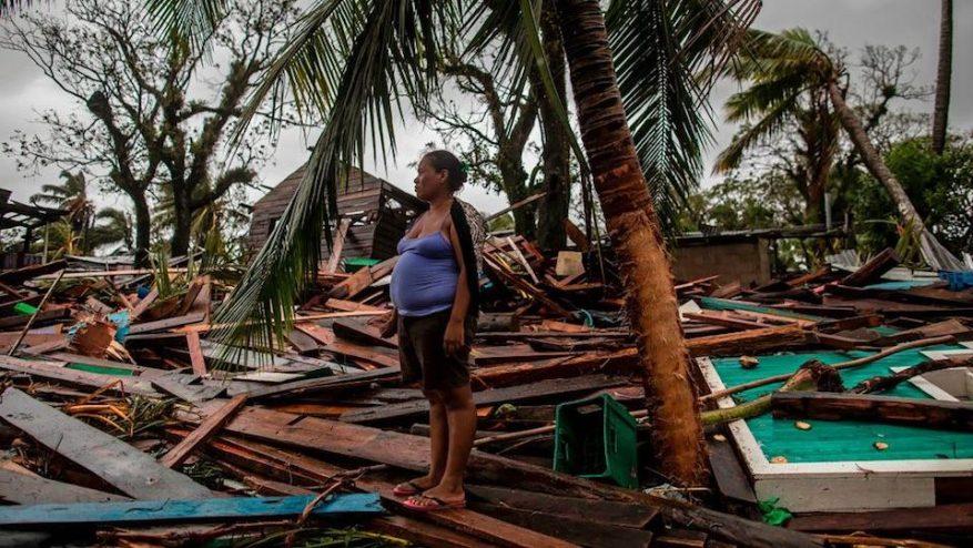 Hurricane Iota Nicaragua Central America