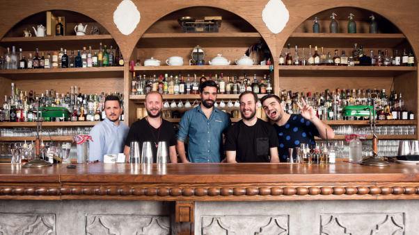 Mejores bares del mundo 2020