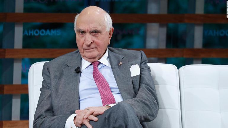 Ken Langone feels let down by Trump and Republicans