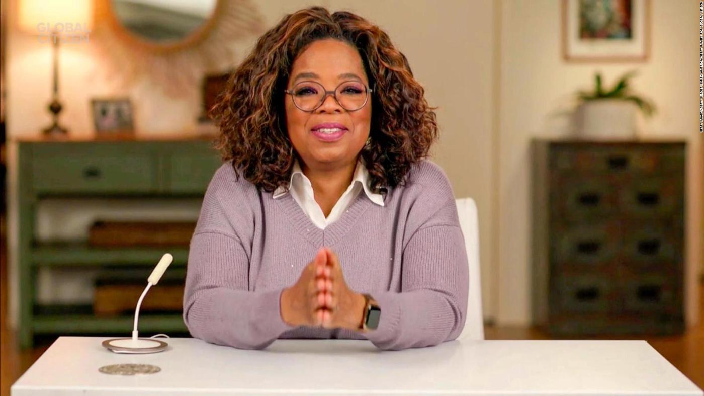 Oprah cumple años y le rinde homenaje a Cicely Tyson