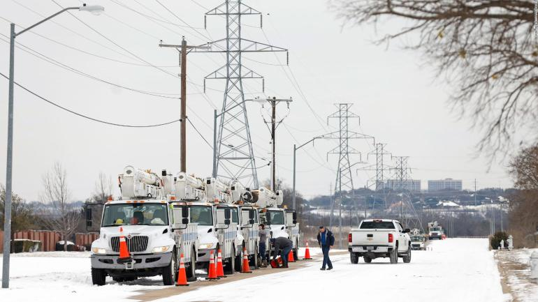 US: storm leaves more than 3 million without power