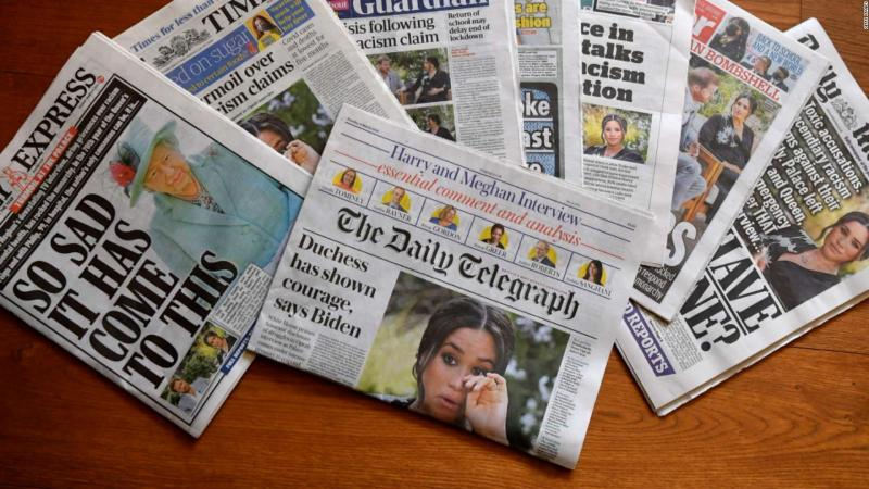 Journalists reject British press position