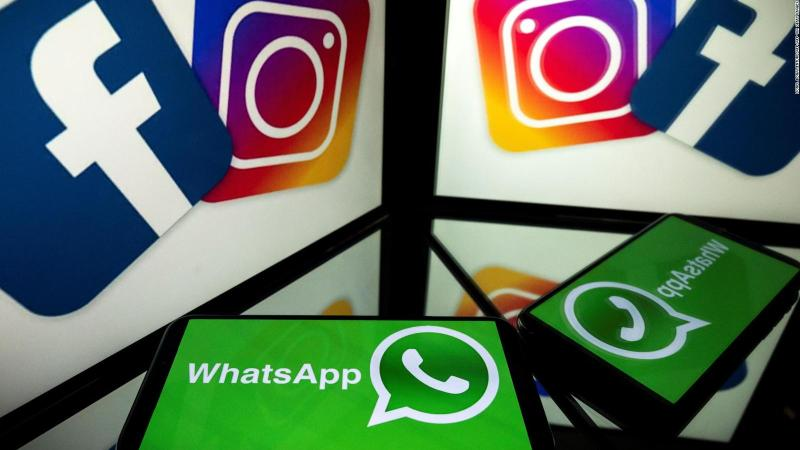 Global failure of WhatsApp, Instagram and Facebook