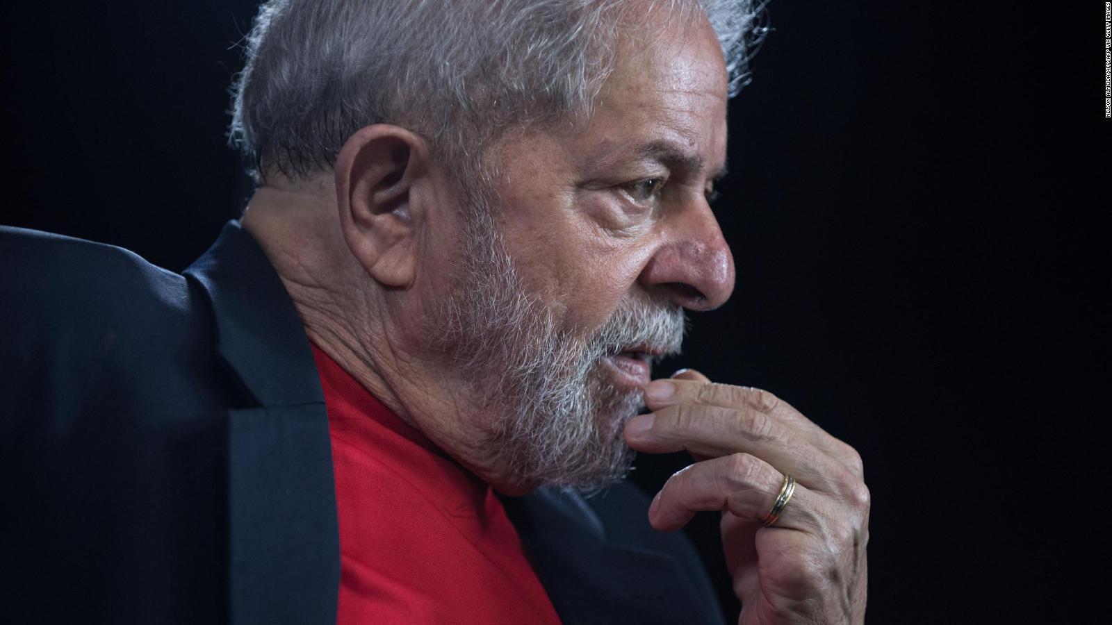 """Lula dice que se lanzará a la presidencia en 2022 """"si es necesario"""""""