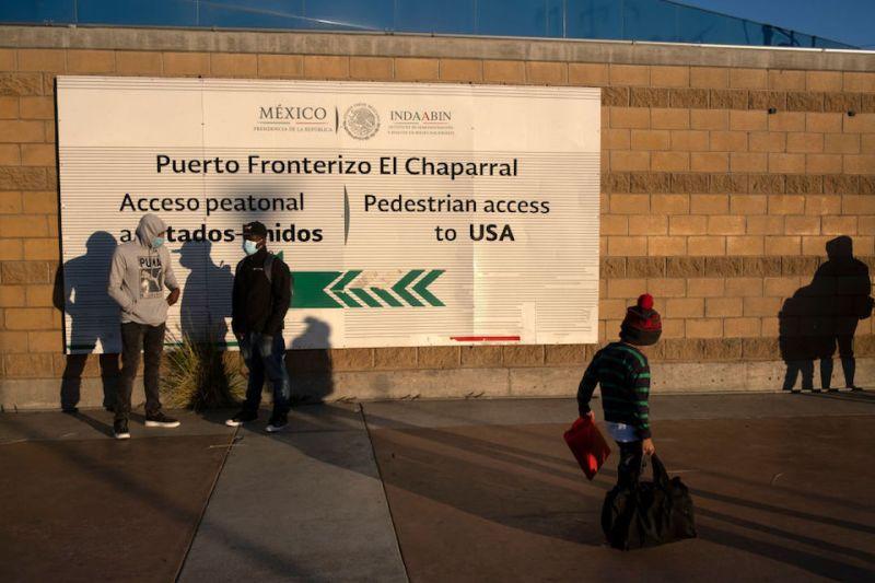 México frontera
