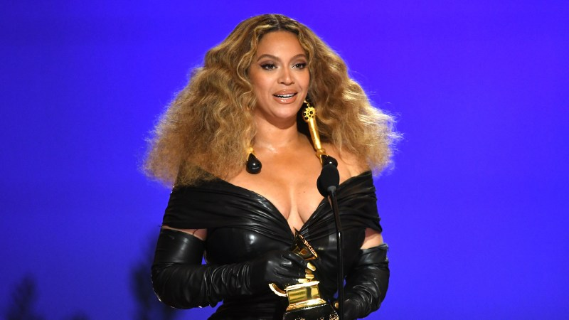 Grammy beyonce ganadora getty