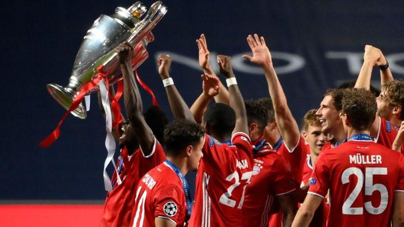 Sorteo Champions cuartos de final