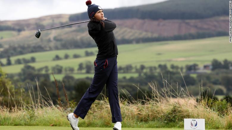 golf femenil