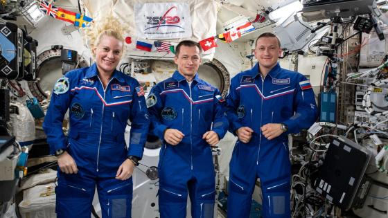 They are preparing to return to Earth after 185 days