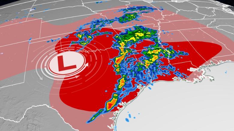 tormentas severas EE.UU