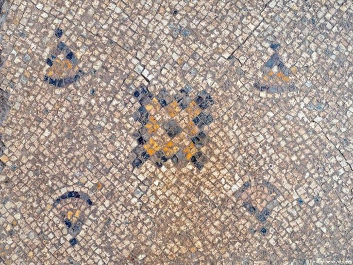 Israel mosaico