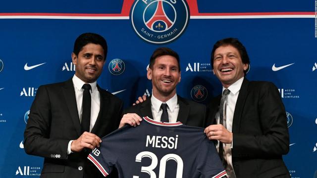 Messi buscará volver a ganar la Champions League en el PSG