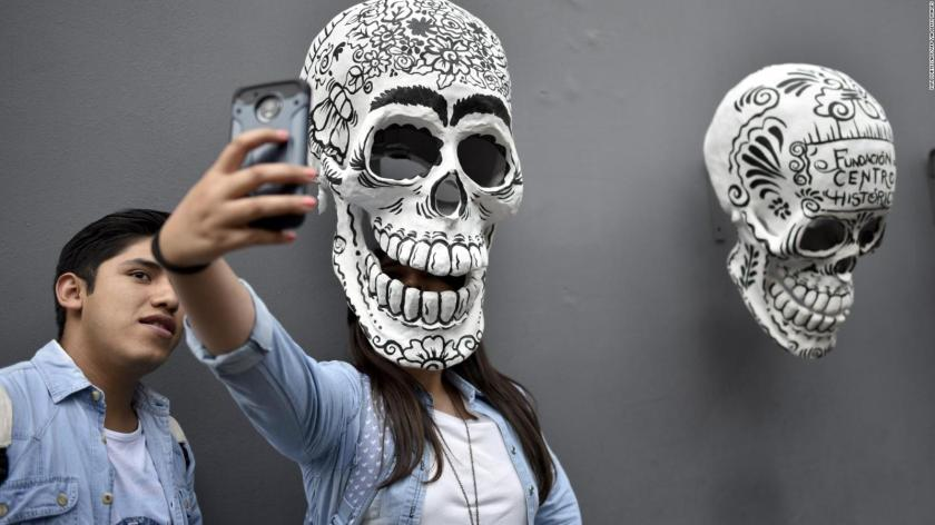 When and where will Day of the Dead be celebrated?