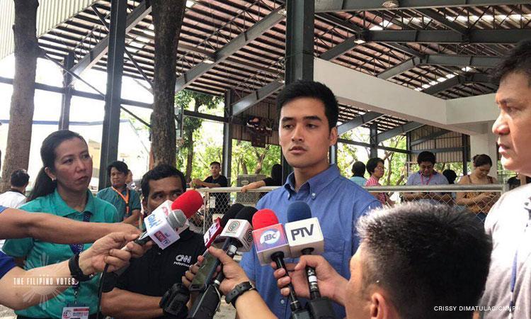 Vico Sotto ends 27year rule of Eusebios in Pasig City
