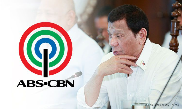 Image result for duterte abs cbn