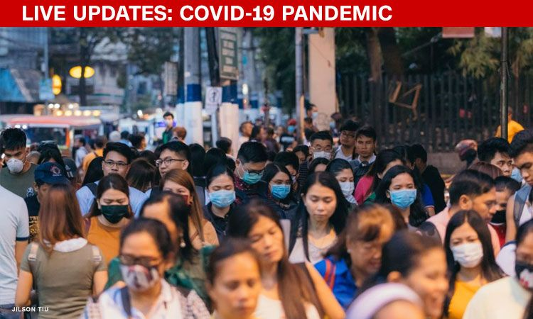 LIVE: Philippines placed under state of calamity due to COVID-19 ...