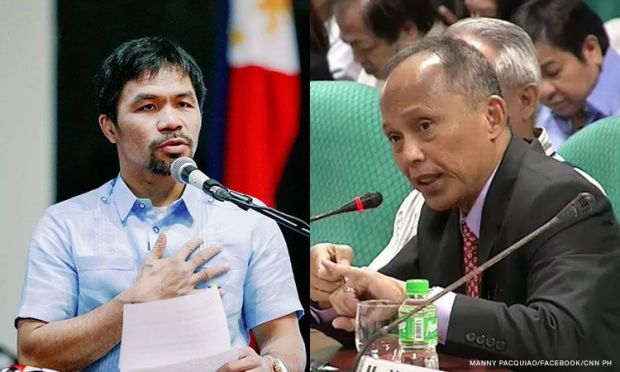 What are you going to do now Pacquaio? ... - MANNY CONOR 3 - 2021