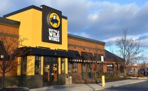 Buffalo Wild Wings Drenched In Arby' Sauce