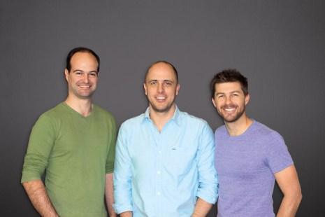 Publicis Machine Digital Johan Steyn, Alistair Fairweather and Andy Gilder