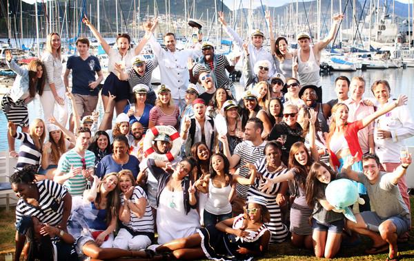 34 Naughty Nautical