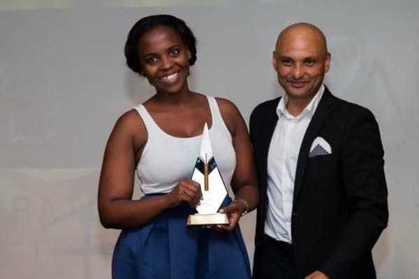 iProspect Assegai Award Win
