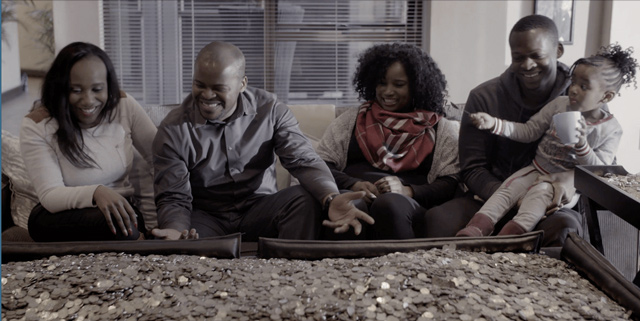 One Rand Family, directed by Arcade's Rob Smith