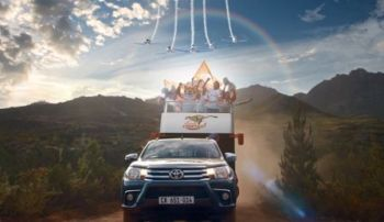 Toyota Hilux - New era of tough - cheetahs